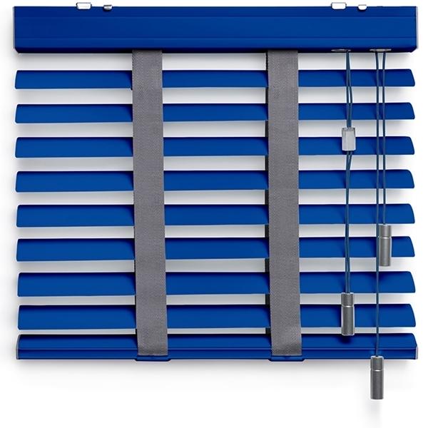 Afbeelding van Jaloezieen 50mm Premium Blauw