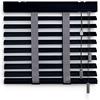 Afbeelding van Jaloezieen 50mm Dubbel Donker grijs