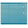 Afbeelding van Jaloezieen 25mm Blauw/groen
