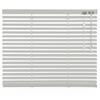 Afbeelding van Jaloezieen 25mm Wit/ licht grijs