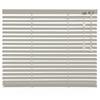 Afbeelding van Jaloezieen 25mm Licht grijs/wit