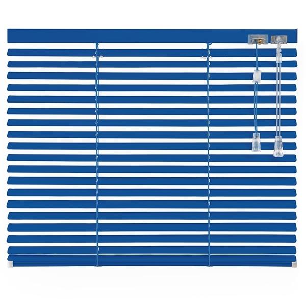 Afbeelding van Jaloezieen 25mm Premium Blauw