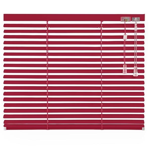 Afbeelding van Jaloezieen 25mm Donker Roze