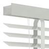 Afbeelding van Jaloezie hout ladderband 50mm Wit
