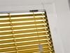 Afbeelding van Jaloezieen klik en klaar 25mm Geel