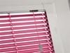 Afbeelding van Jaloezieen klik en klaar 25mm Donker Roze
