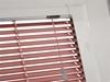 Afbeelding van Jaloezieen klik en klaar 25mm Rood/bruin