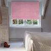 Afbeelding van Vouwgordijn op maat verduisterend Licht roze - California