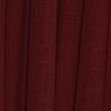 Afbeelding van Vouwgordijn op maat verduisterend Bordeaux rood - California