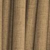 Afbeelding van Vouwgordijn op maat verduisterend Bruin - California