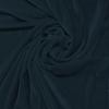 Afbeelding van Vouwgordijn velours op maat Donker turquoise - Naples