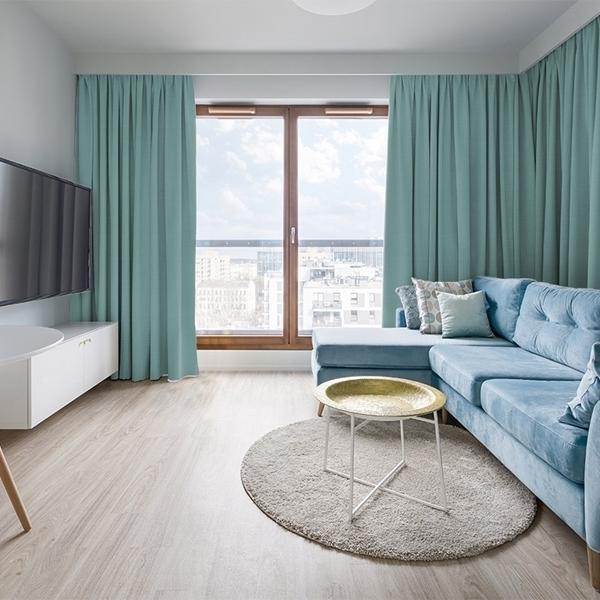 gordijnen voor woonkamer