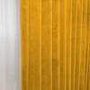 gele gordijnen op maat
