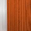 oranje gordijnen op maat