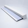 Afbeelding van Luxe rolgordijn cassette vierkant - Lichtblauw lucht Semi transparant