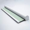 Afbeelding van Verano rolgordijn cassette rond - Lichtblauw turquoise Transparant
