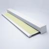 Afbeelding van Rolgordijn XL luxe cassette vierkant - Lichtgroen pastel dream Semi transparant