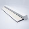 Afbeelding van Rolgordijn XL luxe cassette vierkant - Wit beige Semi transparant