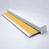Afbeelding van Rolgordijn XL luxe cassette vierkant - Oranje naranja Semi transparant