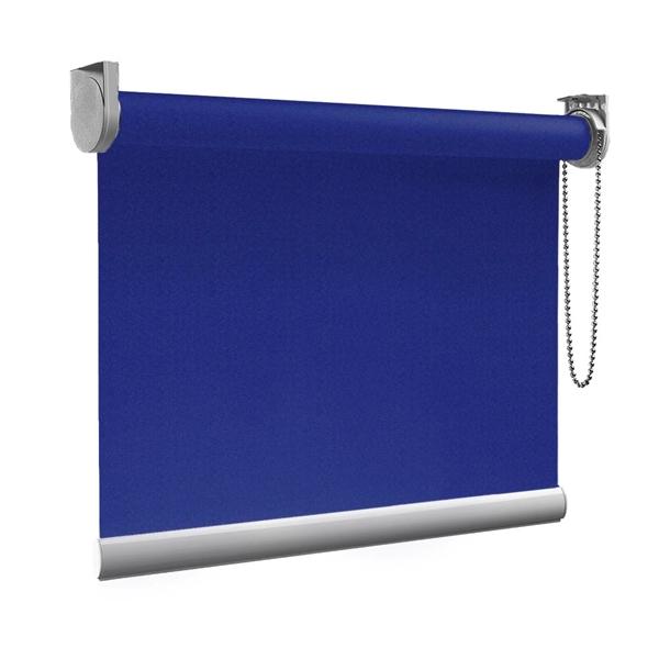 Afbeelding van Rolgordijn op maat goedkoop - Blauw paars Semi transparant