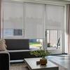 Afbeelding van Rolgordijn op maat goedkoop - Lichtgrijs lucht Semi transparant