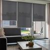 Afbeelding van Rolgordijn op maat goedkoop - Grijs donker Semi transparant
