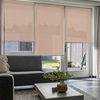 Afbeelding van Rolgordijn op maat goedkoop - Roze zalm Semi transparant