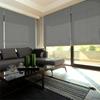Afbeelding van Rolgordijn Breed Montagesteunen - Warmgrijs Semi transparant