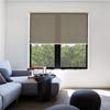Afbeelding van Rolgordijn op maat Klik-en-klaar - Luxe warmgroen Transparant